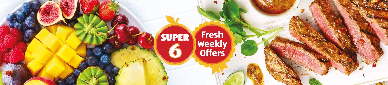ALDI SUPER 6 - prices from 59p