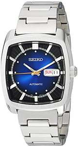 Seiko 39.5mm 'RECRAFT' SNKP23 Automatic Stainless Steel Watch, 50M WR, 41Hr Power Reserve, £127+£3.99 UK Delivery @ Amazon Global Store