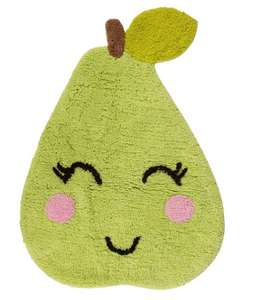 Sass and Belle Winter Sale - 10% Extra Off at Checkout - Poppy Pear Rug - £3.15 (+£3.50 P&P)