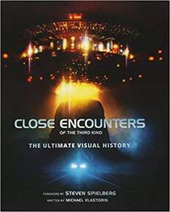 Close Encounters of the Third Kind the Ultimate Visual History - £13.57 Delivered @ Books Etc