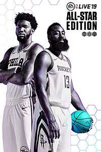 NBA LIVE 19 All-Star Edition Xbox One £3.75 from Xbox Store UK