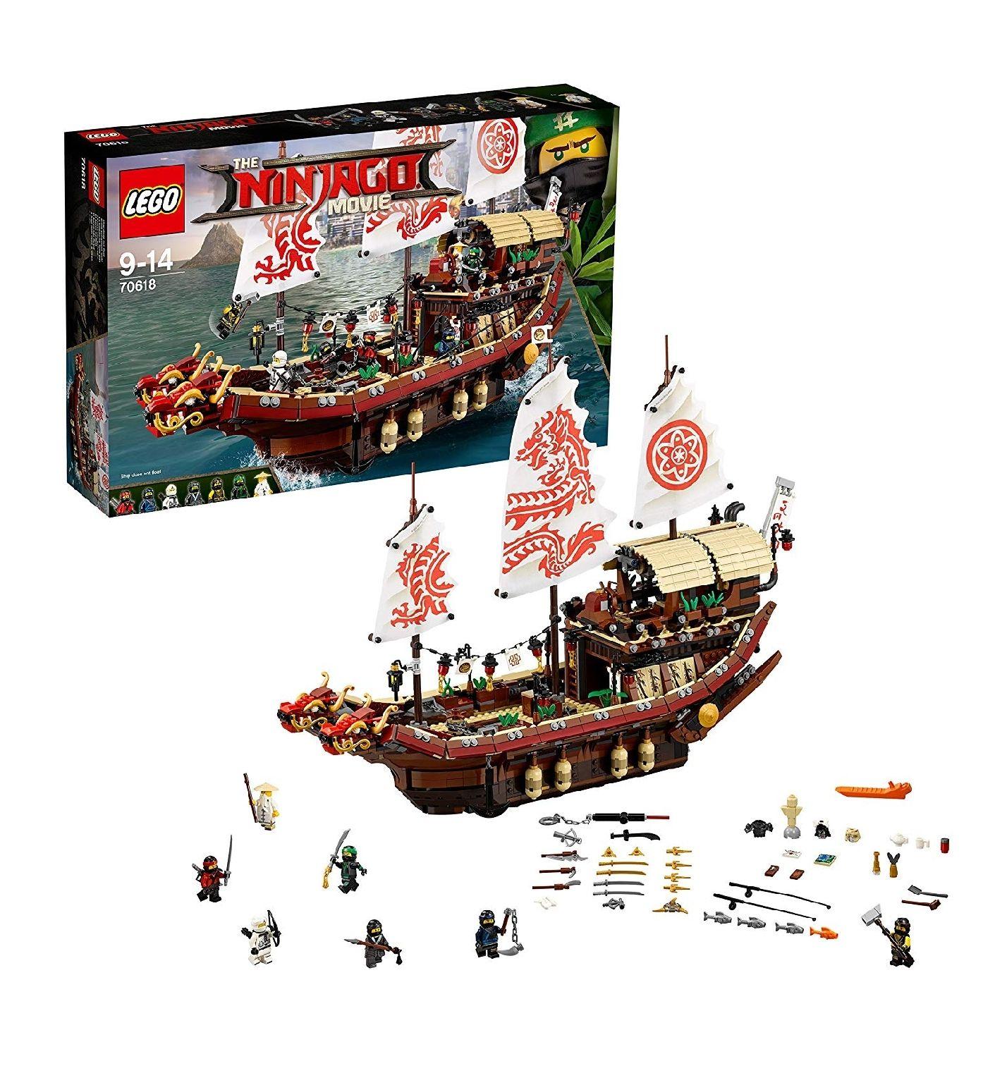 LEGO Ninjago 70618 Destiny's Bounty £71.49 @ amazon