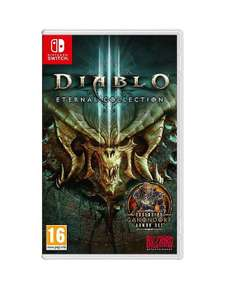 Diablo 3 - The Eternal Collection - Nintendo Switch free click & collect delivery @ Very - £29.99