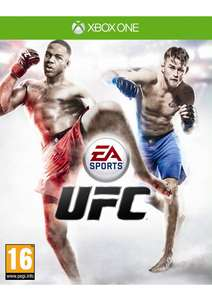 EA Sports UFC (Xbox One) £2.99 Delivered @ SimplyGames