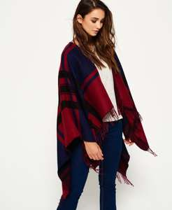 Extra 20% off Superdry on eBay All free delivery blanket cape £7.99, bikini bottoms £3.19, FlipFlops £3.99, joggers £15.49 @ eBay / Superdry