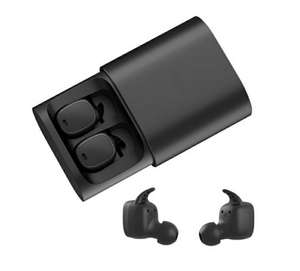 QCY T1 Pro Wireless Earphones With Charging Box £22.05 Delivered (In App Only) @ Zapals