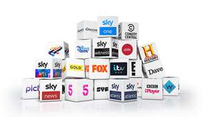 Sky Fibre Max + Sky Entertainment £42 a month for 18 months When you join or recontract Sky TV Includes line rental £756