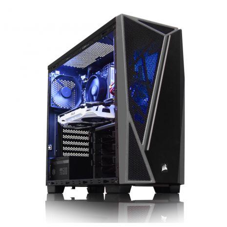 Apex Legends 2300X Quad Core 4.0GHz, 8Gb, 240Gb SSD, GTX 1060 Desktop Gaming PC £399.95 @ AWDIT