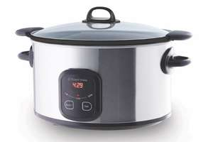 Russell Hobbs Maxicook 6L Slow Cooker £10 instore @ Lidl