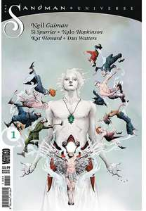 The Sandman Universe #1 (Signed Edition) First Edition Print SIGNED by Author Si Spurrier, and Dan Watters £4.50 @ Forbidden Planet