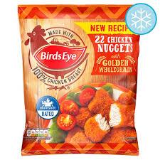 Birds Eye 22 Chicken Nuggets - £1.50 Instore @ Sainsburys Upton / Wirral
