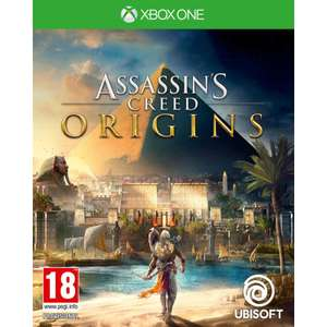 ASSASSIN'S CREED ORIGINS XBOX one for £15.95 Delivered @ The Game Collection