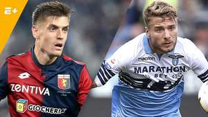 LIVE & FREE to air Serie A Football Sunday at 2pm Genoa v Lazio @ Freesports.tv