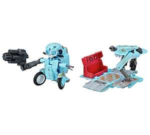 Transformers The Last Knight Premier Edition Autobot  down to £3.99 Free C&C @ Argos