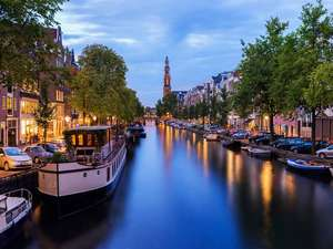 Amsterdam P&O Mini Cruise 3 Day Break - Sat 9th March (Various Yorkshire pick up points) £59pp @ National Holidays +4.2% Topcashback