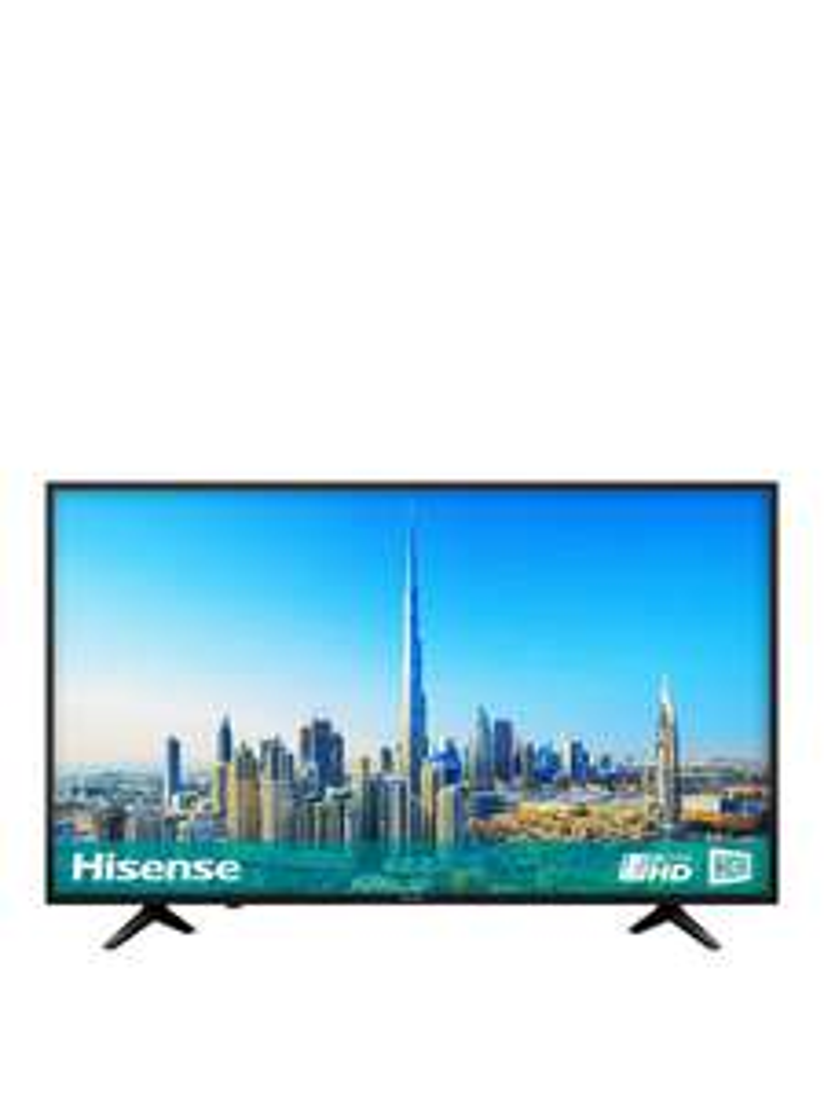 Hisense H65A6200UK 65 inch, 4K Ultra HD, HDR, Smart TV - £549 using £80 off code @ Very