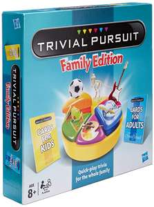 Trivial Pursuit Family Edition in-store Tesco £8