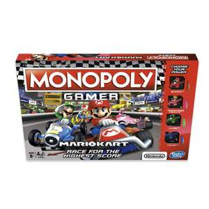Hasbro Gaming Monopoly Gamer Mario Kart for £13.99 Prime (+£4.49 NP) Delivered @ Amazon UK