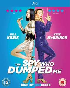 The Spy Who Dumped Me - Blu-ray and HD download £10.99 @ SkyStore - Free Delivery