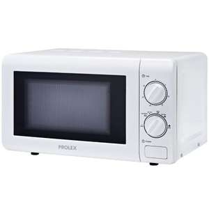 Prolex 20L Microwave instore at B&M for £20
