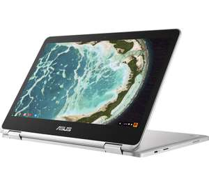 Asus C302 Chromebook reduced to £379.99 for online orders at Currys (and Amazon too)