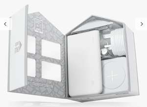 Juice Family Pack, Including Power Bank, Tile Charger and Sync Cable, White, White £32.50 @ John Lewis & Partners