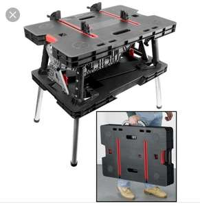IT'S BACK Keter foldable workbench £39.99 with code @ Clas Ohlson