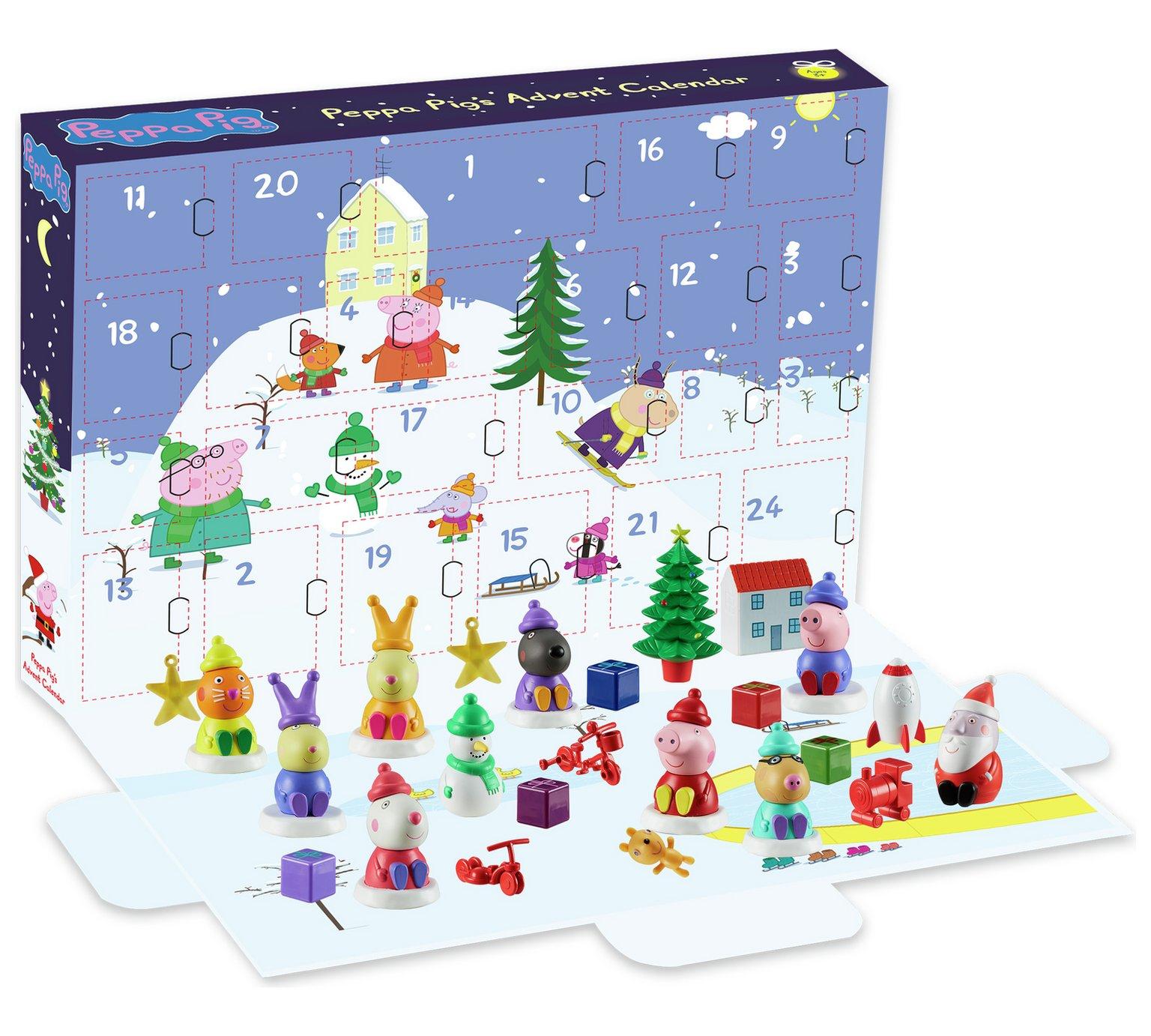 Peppa Pig Advent Calendar £8.99 @ Argos (Free C&C)