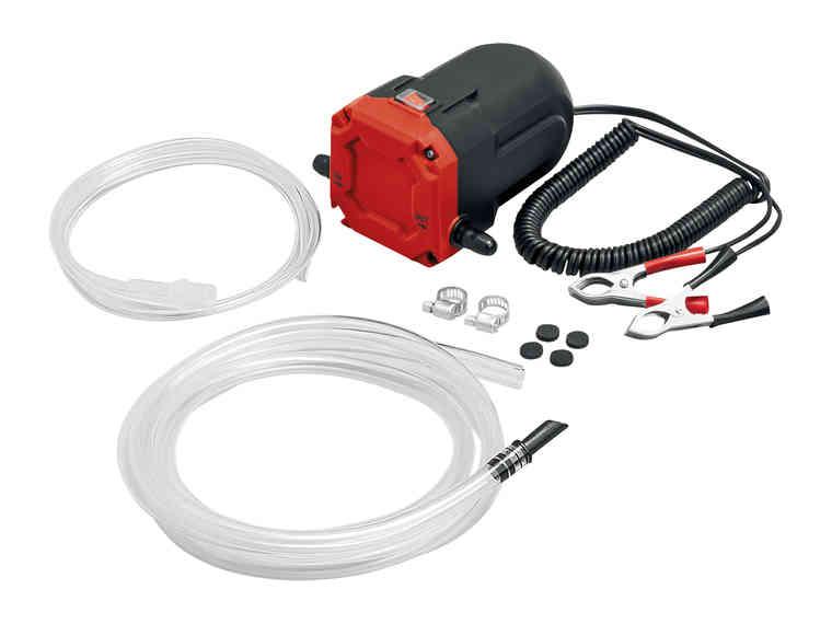 Ultimate Speed 12V Oil Pump @ lidl