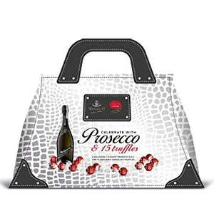 Mionetto 750ml prosecco and Lindor chocolates bag down to £7 @ Sainsbury's