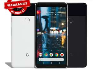 Google Pixel 2 XL G011C 64GB - Unlocked In Good/Very Good Condition £249 - £279 + 12 Month Warranty @ xs items ebay