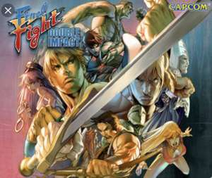 Final Fight Double Impact Xbox One (£1.68 With Gold) @ Microsoft Store