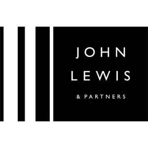 Free hot drink and cake with John Lewis & Partners members card