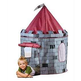 Kids Princess or Knight castle pop up play tents with great reviews were £12 now £6 with free c&c @ Dunelm