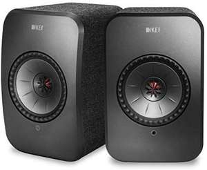 Kef LSX Wireless Speakers at Amazon for £819.75