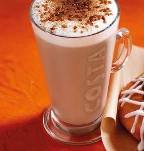 Hsbc advance free costa coffee up to £3