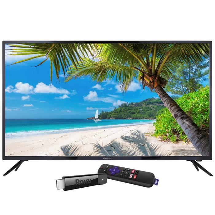 "Linsar 55"" 4K UHD LED TV + 4K Roku Streaming Stick + 5 Year Warranty - £341.10 Delivered w/code or 65"" for £449.10 @ Co-op Electrical/eBay"
