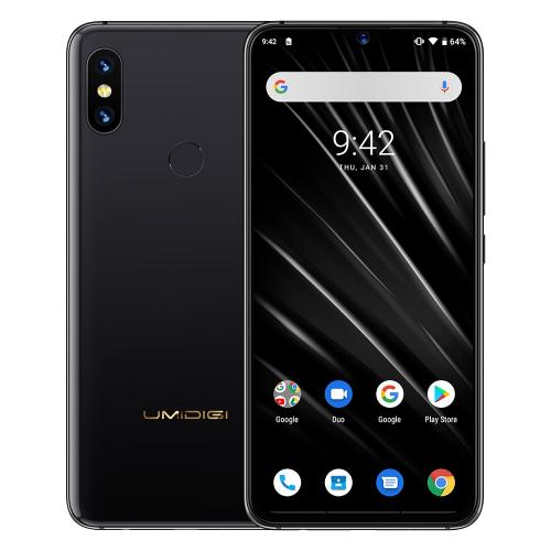 "UMIDIGI S3 PRO Android 9.0 48MP+12MP+20MP Super Camera 5150mAh Big Power 128GB 6GB 6.3"" Smartphone £235.86 UMIDIGI Official Store AliExpress"