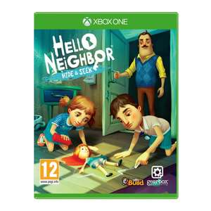 Xbox One Hello Neighbour Hide and Seek £17.99 @ Smyths (Free Delivery for Account Holders)