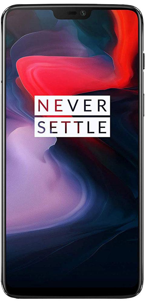 OnePlus 6 Unlocked (Refurb - Good) 64GB £309.99 / 128GB £338.99 Delivered @ envirofone