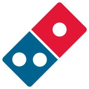 Dominos Any size pizza £7.99 collection Or £10.99 delivered until 21/02/19.