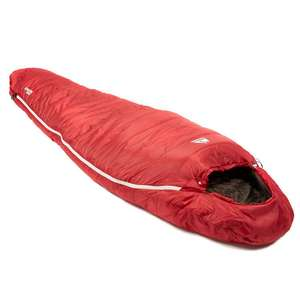 Eurohike Down 500 Mummy Sleeping Bag £50.00 Use Code: BRAND20 at Millets