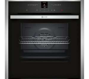NEFFB57CR22N0B Slide&Hide Electric Oven - Stainless Steel - £750.50 @ Currys PC World