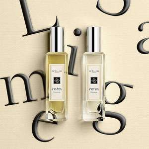 Jo Malone London free Gift with £100 spend