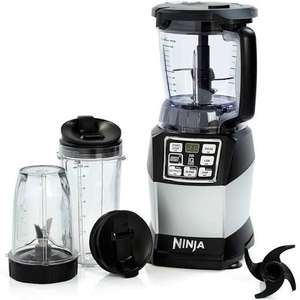 Ninja BL490UK - Food processor - 1200 W - silver/black £59.99 @ ninja-kitchen Ebay