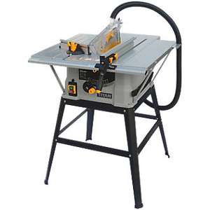 TITAN TTB674TAS 254MM TABLE SAW 230-240V - £99.99 Delivered @ Screwfix