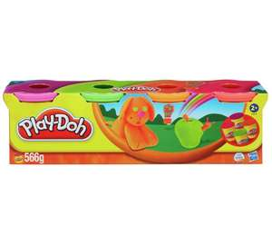 Play-Doh Classic Colours 4 Pack £2.63 @ Argos