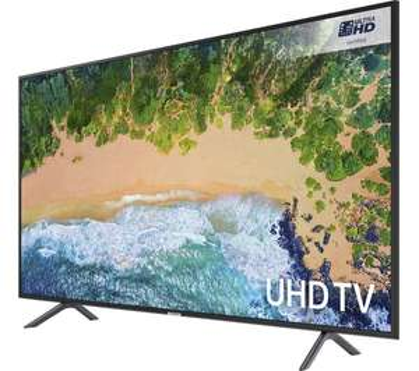 SAMSUNG UE75NU7100 75'' Smart 4K Ultra HD HDR LED TV £1047 @ RLR Distribution