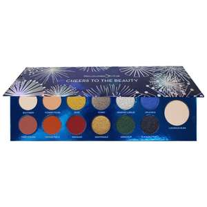 Coloured Raine Eyeshadow Palette £19.90 down from £45 Justmylook - Free Delivery - next day delivery £1.99