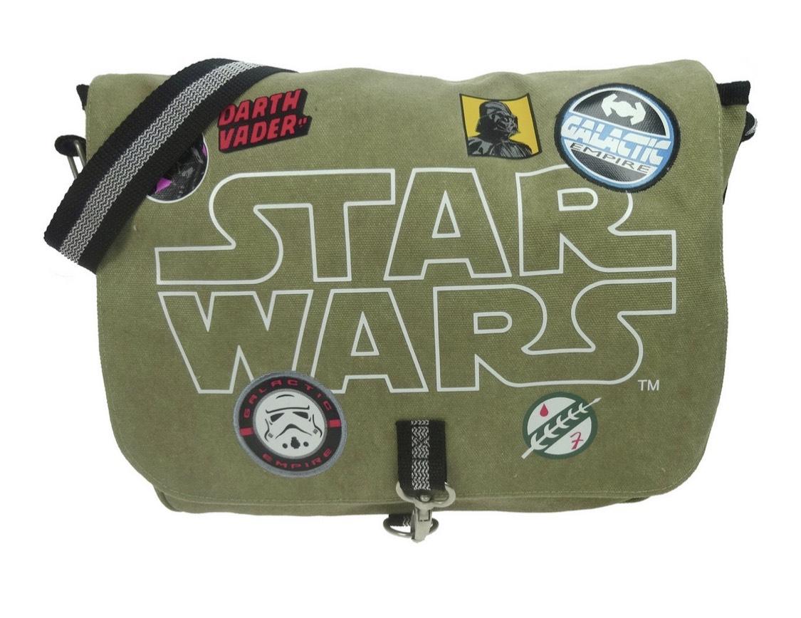 50a7e0f7e674 Disney Star Wars Messenger Bag £5.99 free c c   Argos